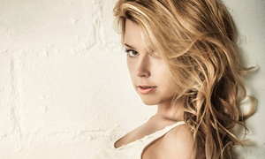 Elite Edge Salon and Spa: Cut, Deep Conditioning, and Blow-Dry with Option for Partial or Full Highlights Elite Edge Salon and Spa (Up to 61% Off)