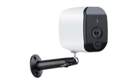 Telecamera WiFi Full HD a batterie