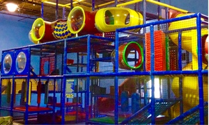 Active Kidz - Long Island: Active Kidz - Long Island Indoor Fun Park (Up to 51% Off). Four Options Available.