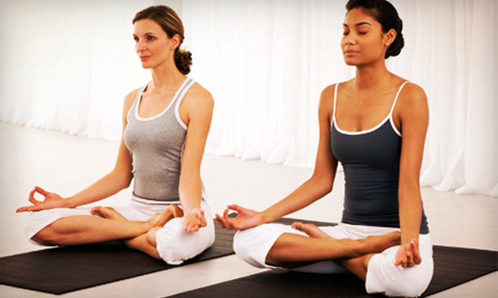 Source Studio - Riverside: 10 or 20 Yoga and Fitness Classes at Source Studio (Up to 71% Off)