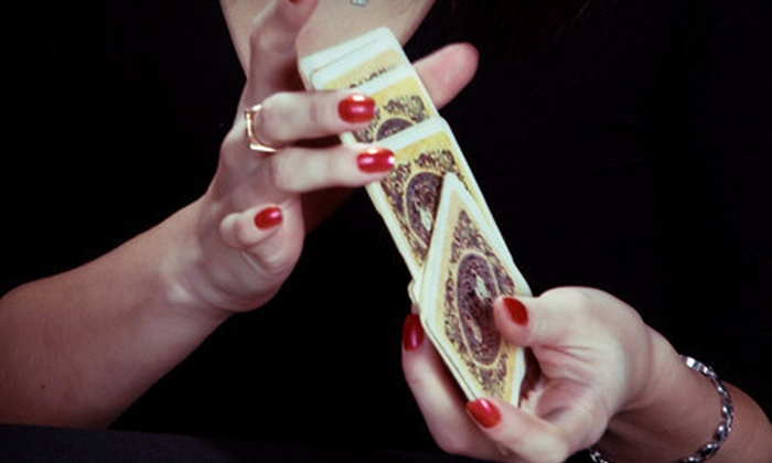 AwenTree - Easthampton Town: Tarot Readings at AwenTree (Up to 57% Off). Three Options Available.