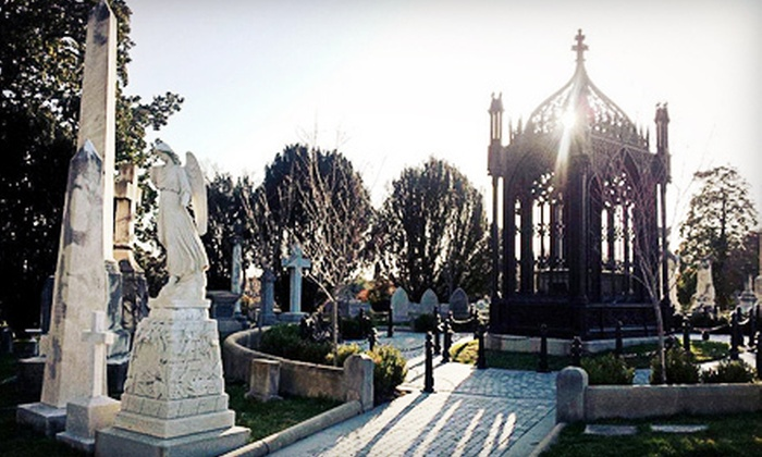 Valentine Richmond History Center - Richmond: Hollywood Cemetery Walking Tour or Choice of Tour for Two or Five from Valentine Richmond History Center (Up to 60% Off)