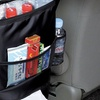 Multi-Pocket Insulated Car Seat Organizer and Cooler