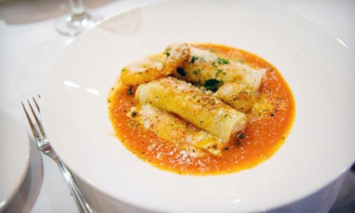 Al Porto Ristorante - Downtown Vancouver: C$20 for C$40 Worth of Italian Cuisine at Al Porto Ristorante