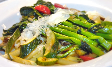 Italian Dinner for Two or Four at La Bottega (45% Off)