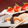 3-Gänge-Menü mit Sushi u. Suppe