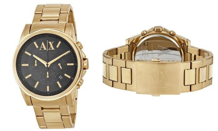 Armani Exchange Watches   Groupon Goods