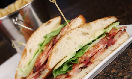 $15 for $30 Worth of Gastropub Fare at RnR