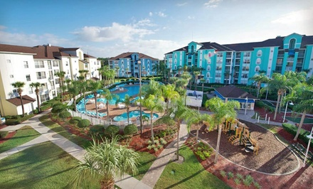 Stay with Planet Hollywood Gift Card at Grande Villas Resort in Orlando, FL. Dates into November.