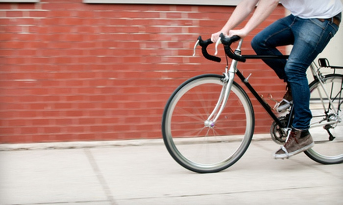 Cycle Works - Hartley: $30 for a Bike Tune-Up at Cycle Works ($60 Value)