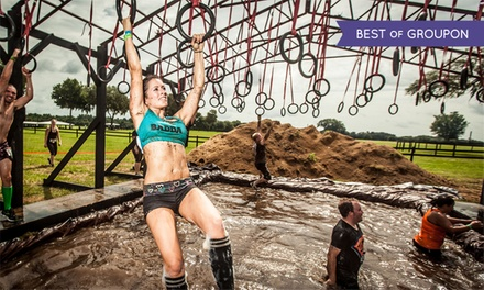 $40 for Afternoon Entry to Rugged Maniac Obstacle Course Race on September 27 ($110 Value)