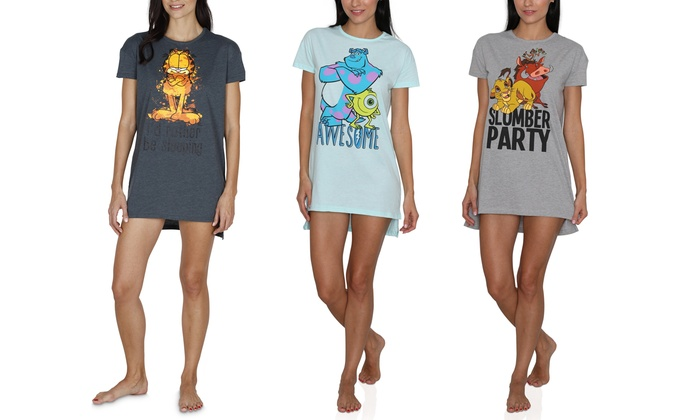 Up To 68% Off on Disney Women s Nightgowns  ccaff3d62c