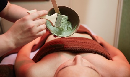 Spa Package with a Body Wrap and Custom Facial at Melinda's MobileSpa & Wellness (57% Off)
