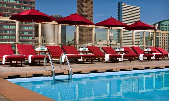 null - Denver: Stay at Warwick Denver Hotel in Denver, CO