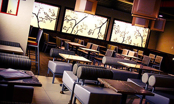 Fujiyama Steak House of Japan - Indianapolis: Japanese and Hibachi Food for Dinner or Lunch at Fujiyama Steak House of Japan (Half Off)