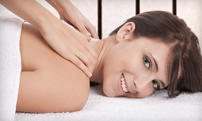 Palace Herbal Spa - Multiple Locations: $39 for a 40-Minute Therapeutic Massage with a 20-Minute Foot-Reflexology Treatment at Palace Herbal Spa ($79 Value)