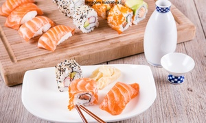 Sushi for Two or Four at Koisan (Up to 54% Off)