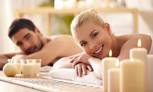 Edonè: Percorso di coppia a scelta con massaggio da Edonè (sconto fino a 84%)