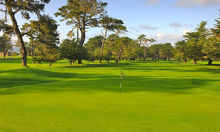 Pacific Grove Golf Links - Pacific Grove: $69 for Two Rounds of Golf with Cart at Pacific Grove Golf Links (Up to $138 Value)