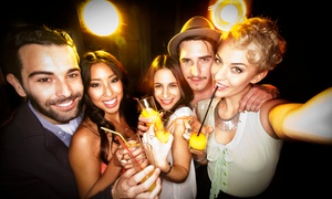 Thaxton Speakeasy: Bar Package for Up to 4 or 6 at Thaxton Speakeasy (Up to 59% Off)