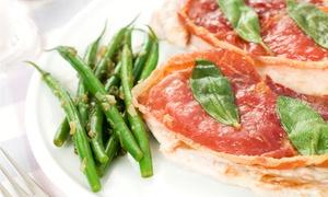 Bella Roma Restaurant: Italienisches 4-Gänge-Menü für Zwei oder Vier im Bella Roma Restaurant ab 29,90 € (bis zu 53% sparen*)