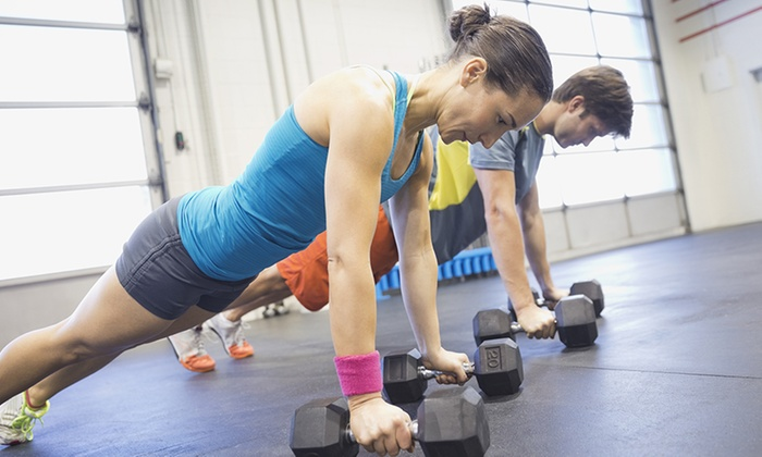 CrossFit 290 - Steeplechase Park: $15 for $50 Worth of CrossFit — Crossfit 290