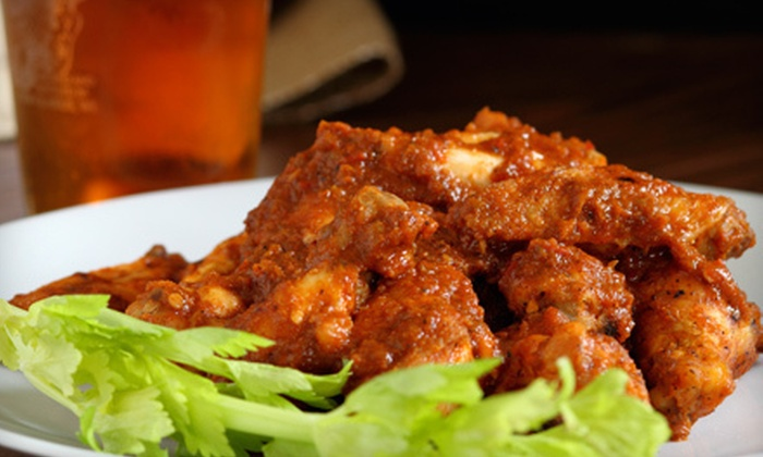 Twisted Moose - Running Brook Farm of Johnsburg: $10 for $20 Worth of American Cuisine and Drinks at Twisted Moose