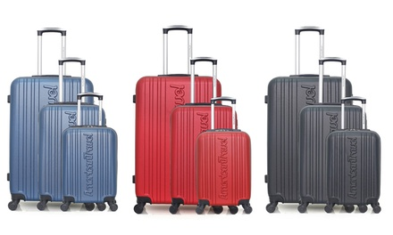 Set di 3 Trolley Springfield