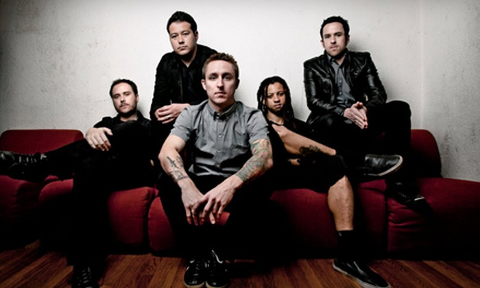 Yellowcard - Pop's Nightclub & Concert Venue: $22 for a Yellowcard Concert Package at Pop's Nightclub on November 25 at 7 p.m. (Up to $36.85 Value)