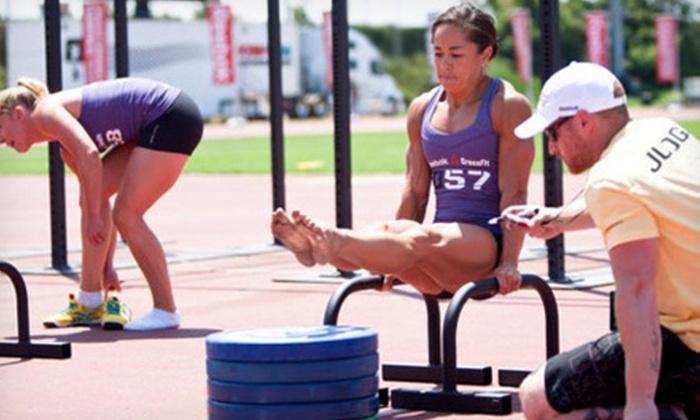 West Little Rock CrossFit - John Barrow: Two Months of Unlimited Classes or One Week of Introductory Classes at West Little Rock CrossFit (Up to 77% Off)