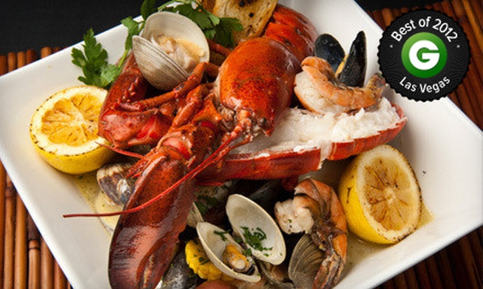 Seafood Shack - Las Vegas, NV: $20 for $40 Worth of Seafood for Dinner at the Seafood Shack at Treasure Island Hotel & Casino