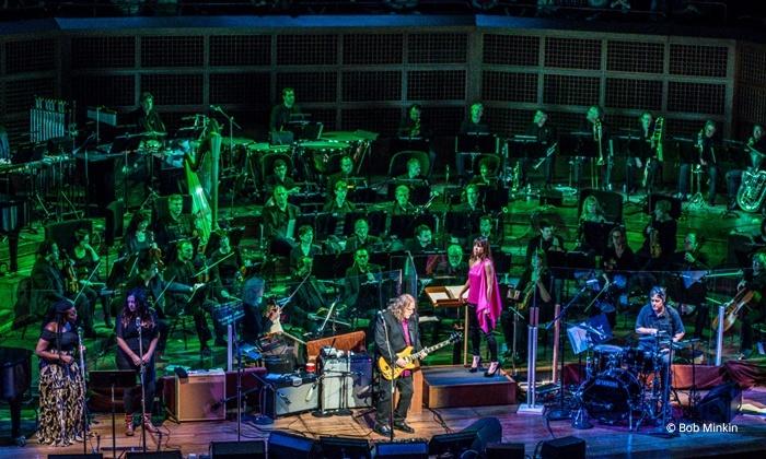Jerry Garcia Symphonic Celebration featuring Warren Haynes - PNC Bank Arts Center: Jerry Garcia Symphonic Celebration Featuring Warren Haynes on Saturday, August 9 (Up to 62% Off)