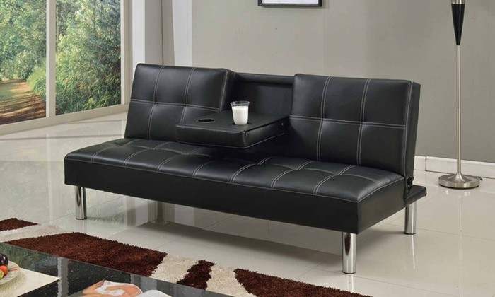 Astounding Cinema Sofa Bed In Black For 129 With Free Delivery 66 Off Squirreltailoven Fun Painted Chair Ideas Images Squirreltailovenorg