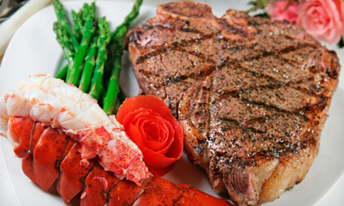 Mesquite Grill - Greenwood Village: Steak, Seafood, and Chicken at Mesquite Grill (Up to 52% Off). Two Options Available.