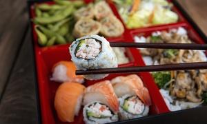 Ok wok: Menu sushi in formula all you can eat per 2 o 4 persone da Ok Wok