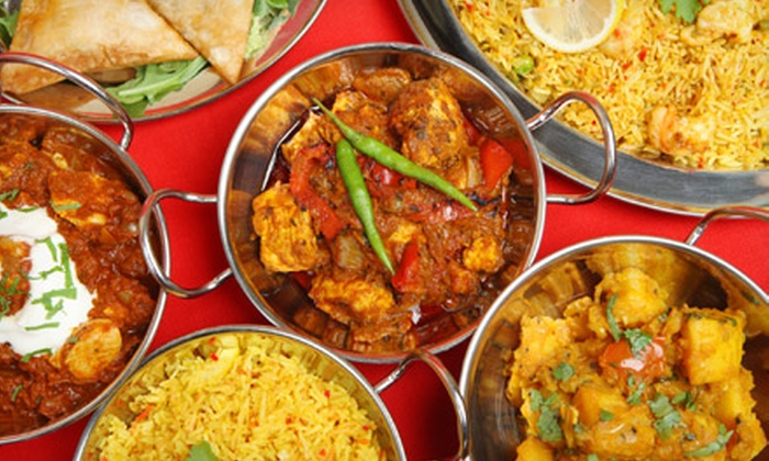 Chutnys - Rogers: Indian Dinner Cuisine at Chutnys (Half Off). Two Options Available.