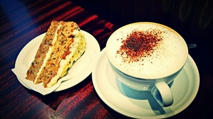 Avanti Caffe: Coffee and Cake for One, Two or Four at Avanti Caffe