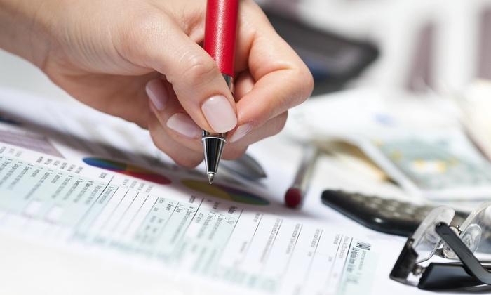 Stephens & Associates - Ventura: Tax Preparation Services at Stephens & Associates (45% Off)