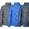 Spire By Galaxy Men's Winter Puffer Jackets