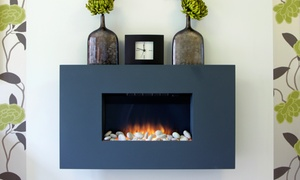 Woodhouse Fireside: $100 for $200 Worth of Gas-Log Fireplace Installation from Woodhouse Fireside