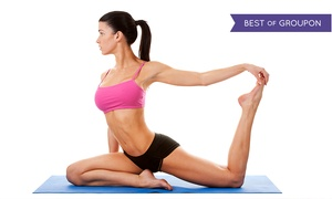 Get Zen Hot Yoga: 10 Classes or One Month of Unlimited Classes at Get Zen Hot Yoga (Up to 70% Off)