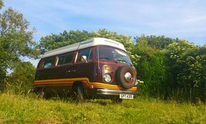 Vintage Camper Vans in County Durham