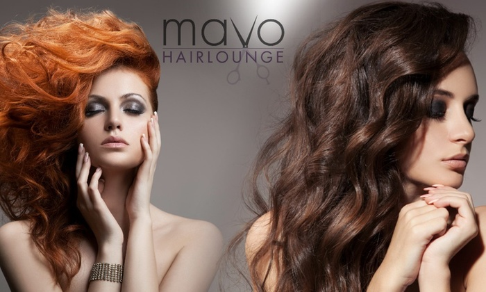 Mavo Hair Lounge - Downtown Fort Lauderdale: $15 for $35 Worth of Blow-Drying Services — Mavo Hair Lounge
