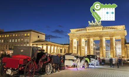 Berlin: Aufenthalt für Zwei mit WiFi, opt. mit Frühstück, im Albergo City Hotel