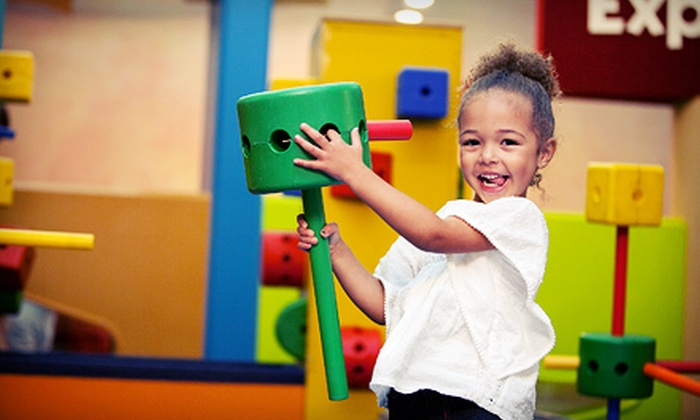 DuPage Childrens Museum - Downtown Naperville: $17 for a Visit for Four to DuPage Children's Museum (Up to $38 Value)