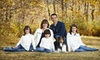 """Towne Photography - Northeast Calgary: $79 for a Family Photo Session and One Wall Portrait up to 11""""x14"""" from Towne Photography (Up to $630 Value)"""