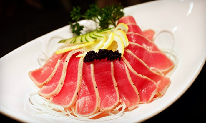 Mijuri Sushi Bar & Grill - Springfield: Sushi and Japanese Food at Mijuri Sushi Bar & Grill. Two Options Available.