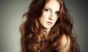 Frenzy Hair Studio: Haircut with Optional Conditioning and Color or Keratin Treatment at Frenzy Hair Studio (Up to 52% Off)