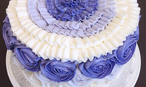 Occasionally Cake: Two-Hour Cake-Decorating Class for One or Two at Occasionally Cake (Up to 59% Off)