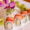Half Off at The Sushi Room